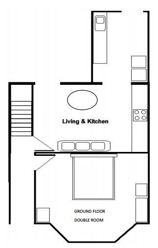 Mitcham Rd D/Room