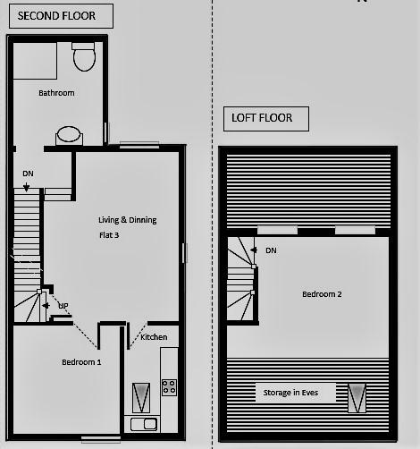 2nd Floor & 3rd Floor